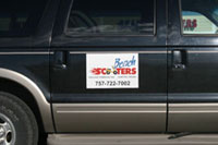 Magnetic Signs Gets Your Business Noticed when You Are on the Road!
